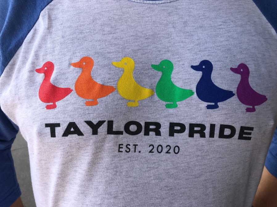 City of Taylor to host first official Pride event in Williamson County June 26, 2021 (KXAN Photo/Frank Martinez)