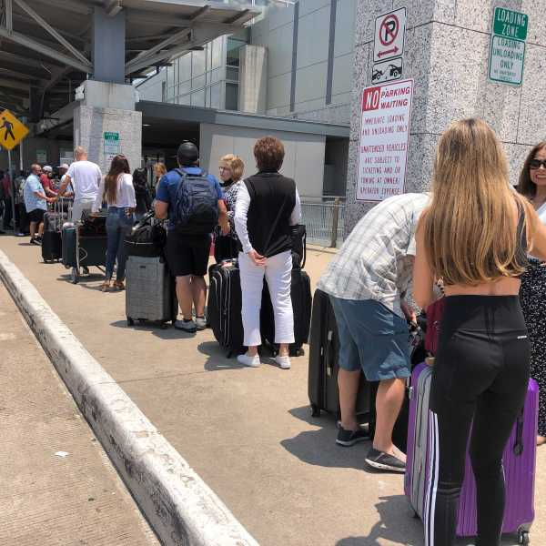 """Southwest Airlines said Tuesday it was experiencing nationwide """"system issues"""" that have caused planes to be grounded in some areas of the country (KXAN Photo/Frank Martinez)"""