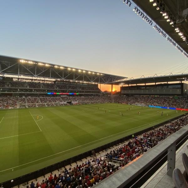 Q2 Stadium for USWNT soccer