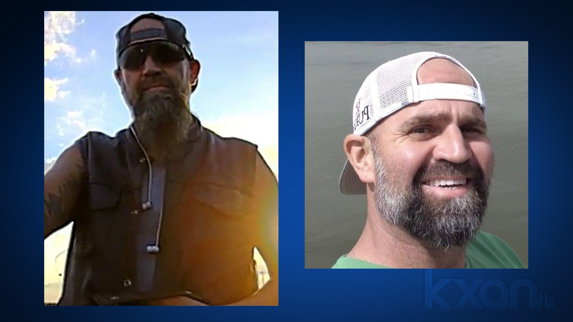 Royce Wood, 43 (Photos from Wise County Sheriff's Office)