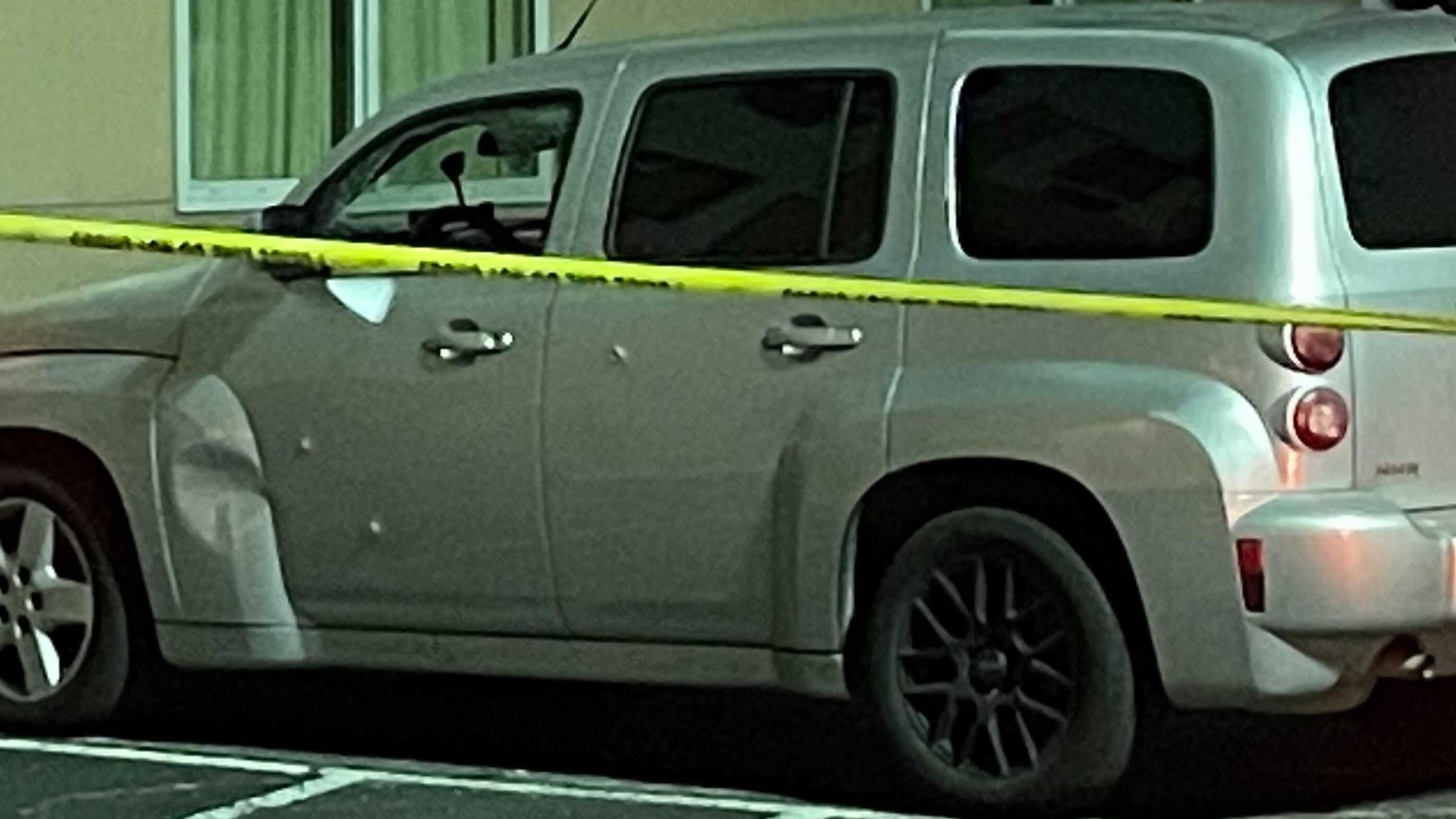 Southeast Austin Car Shooting