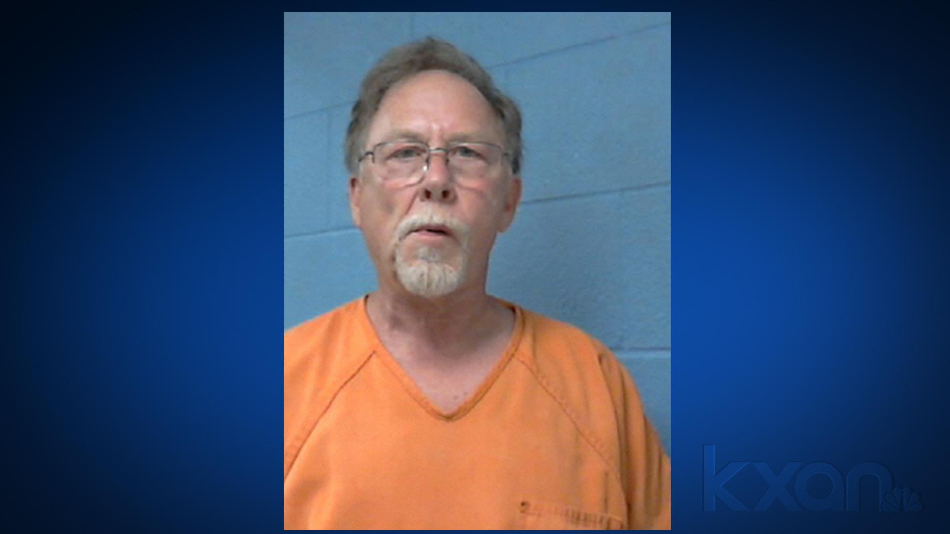 Richard Wesley Kammerer, 66. (Fayette County Jail photo)