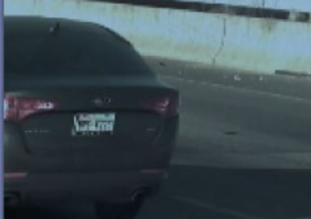 Phillips is driving a brown, 2012 Kia Optima with Texas license plate number DR6K226. (Texas DPS Photo)