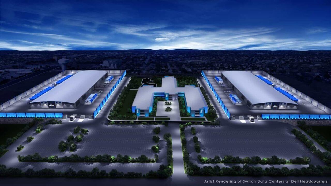 Massive technology data center may be en route to Central Texas