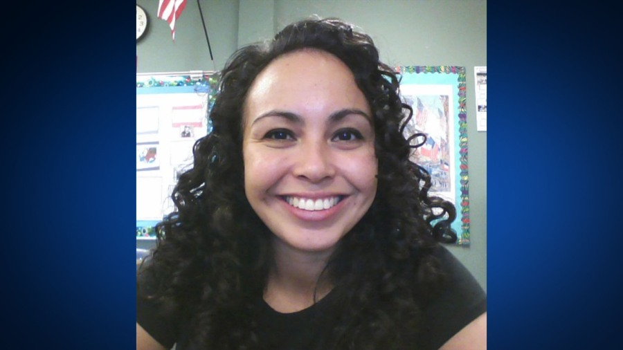 Austin ISD teacher Christina Garcia-Mata, 39, died during a hiking accident in El Paso this week. (Akins ECHS Photo)