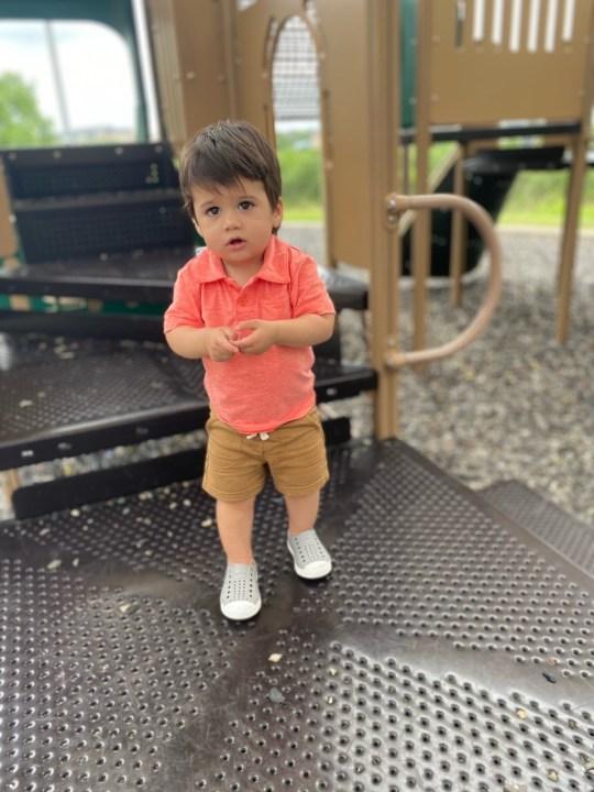 Britt Moreno's son, Weston (Courtesy Britt Moreno)