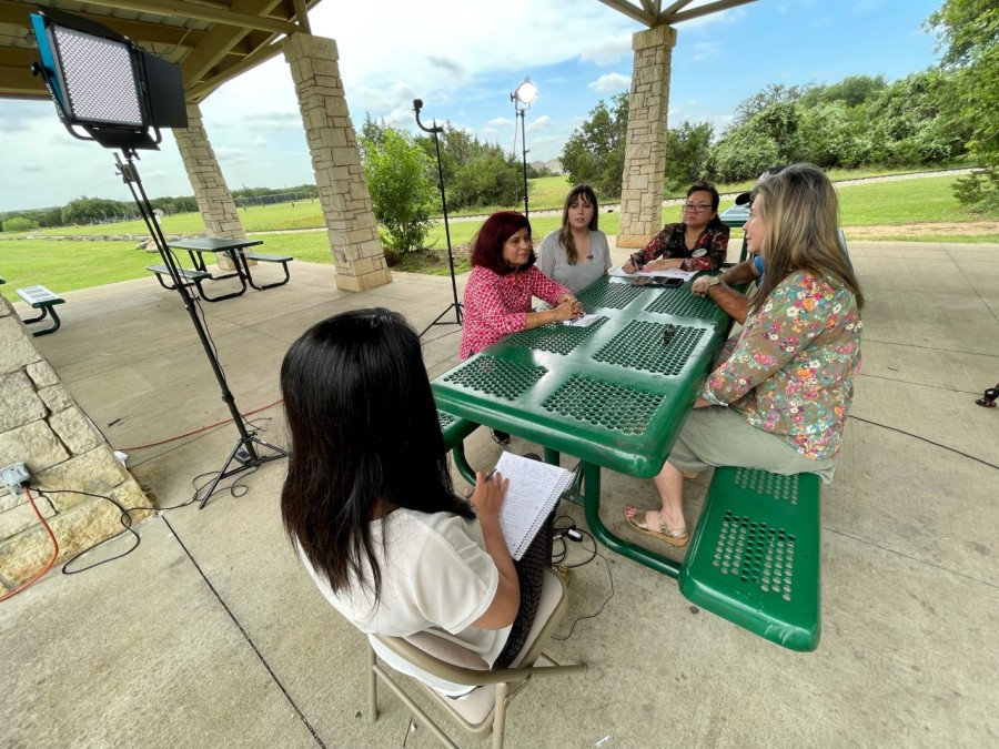 Group of homebuyers all met each other on Yelp after their home contracts were canceled, some within days of closing. (KXAN Photo/Josh Hinkle)