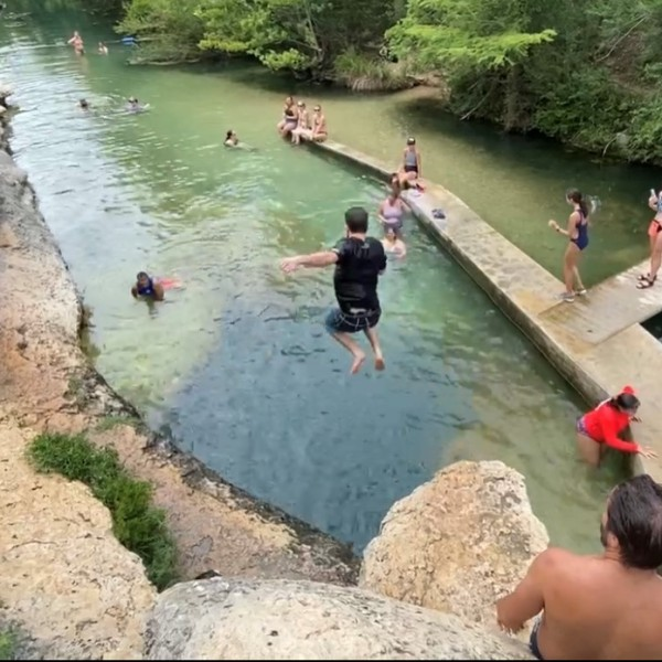 Could Jacob's Well disappear Local conservationists working hard to make sure that doesn't happen