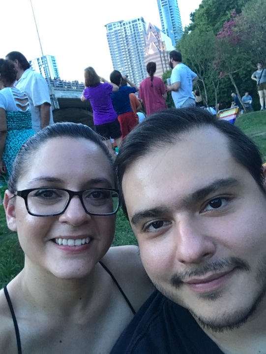 Maria Garza and her husband Jason