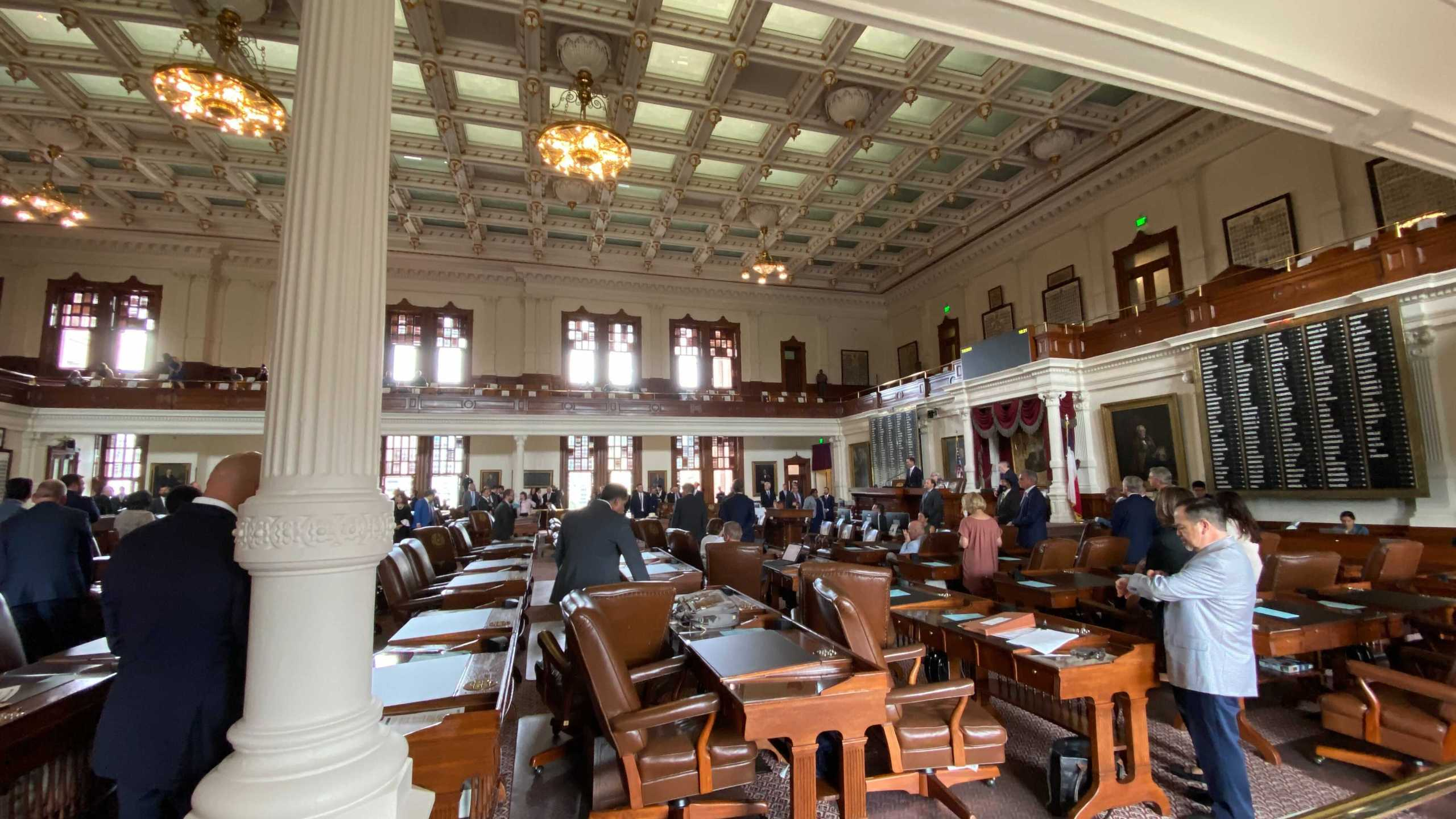 The special session gets underway July 8, 2021 (Nexstar Photo/Wes Rapaport)