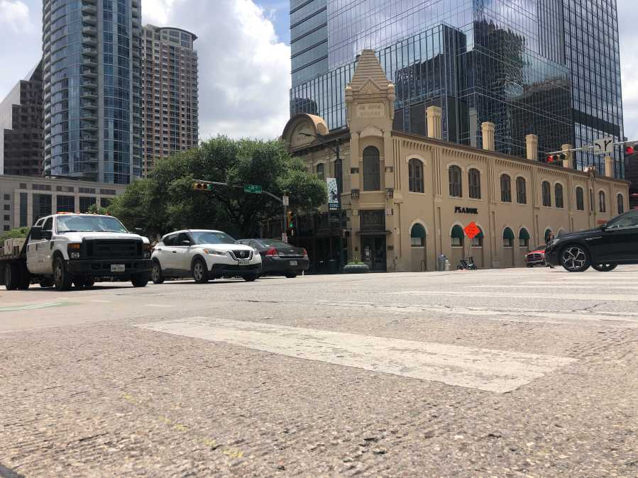 As part of the Project Connect plan, Austin Transit Partnership wants to turn Fourth Street into a mobility corridor and cultural epicenter for the City of Austin (KXAN Photo/Frank Martinez)
