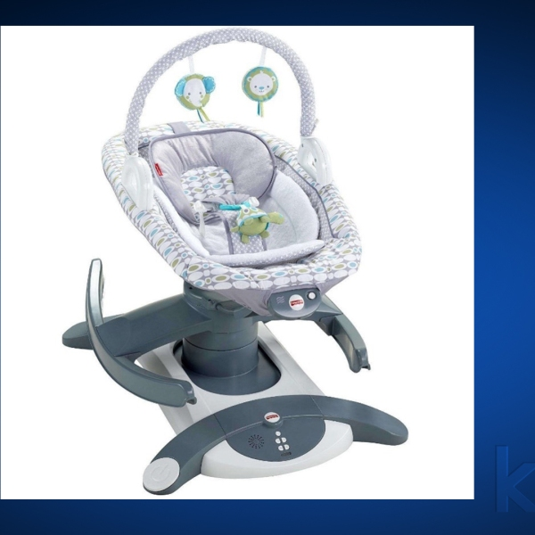 The U.S. Consumer Product Safety Commission (CPSC) and Fisher-Price announced the recalls of the Fisher-Price 4-in-1 Rock 'n Glide Soothers and 2-in-1 Soothe 'n Play Gliders.