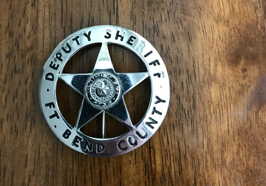 Ft. Bend County badge