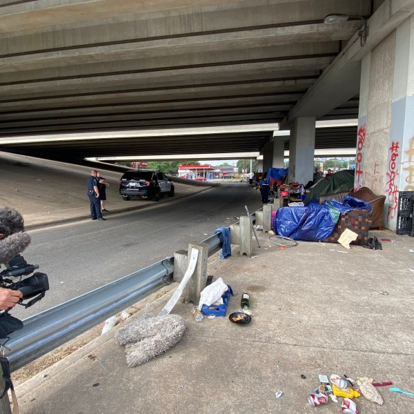 The City of Austin has begun shuttling homeless campers to temporary transition-shelters during phase three of the public camping ban, but warns that capacity is limited.