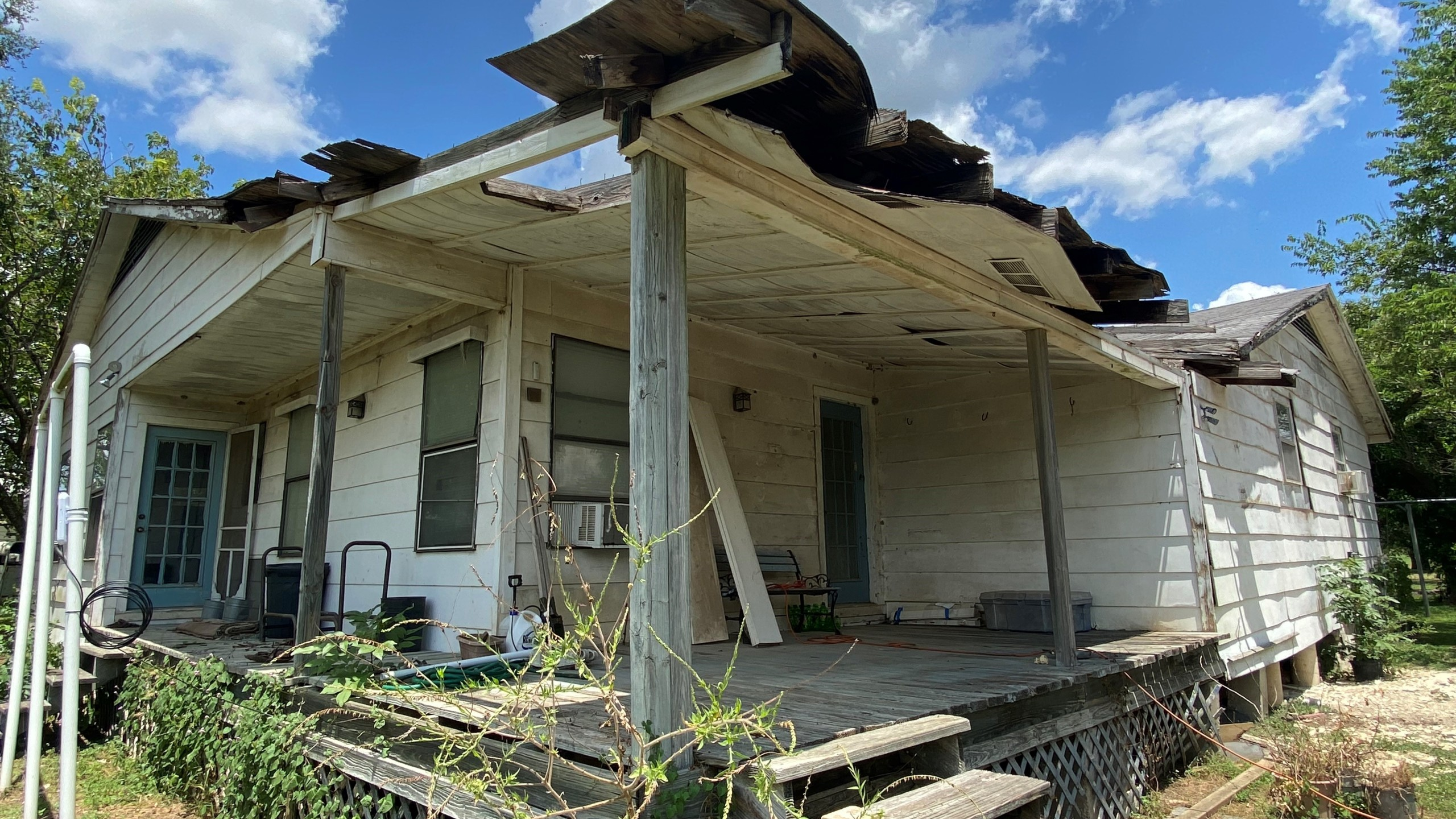 Georgetown home damaged by February storm