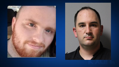 Garrett Foster (left) and Daniel Perry (right, photo provided by: Austin Police Department)