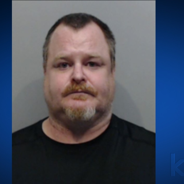 Mark James Stevens, 38 at the time, is charged with first-degree murder for the death of 36-year-old Brandon Fontenette (Hays County Sheriff's Office)