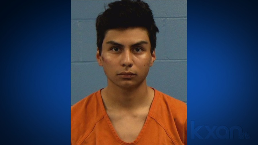 Aaron David Garza, 18 (Williamson County Jail Photo)