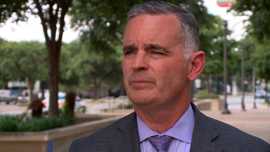 Rick Riley, San Antonio Police Department