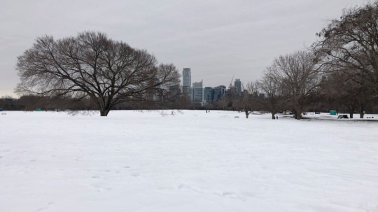 There were more than 34,000 calls to Austin 911 during the week of February's winter storm, nearly double the amount the 911 center would usually get during the same amount of time (KXAN Photo)