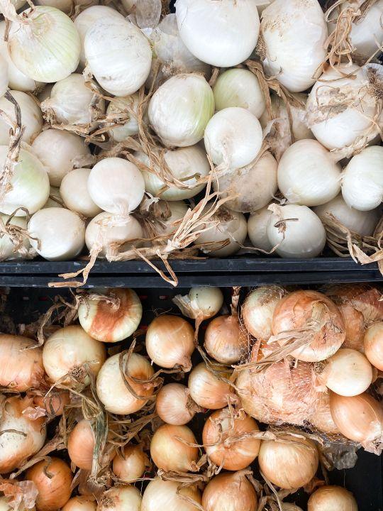 B5 Farm Onions
