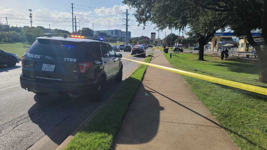 Southeast Austin shooting 8-22-21 Riverside and Pleasant Valley