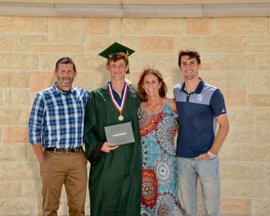 """The Stewart family hopes """"A Change for Cam"""" will be part of every school curriculum in Texas and nationwide. (Courtesy Stewart Family)"""