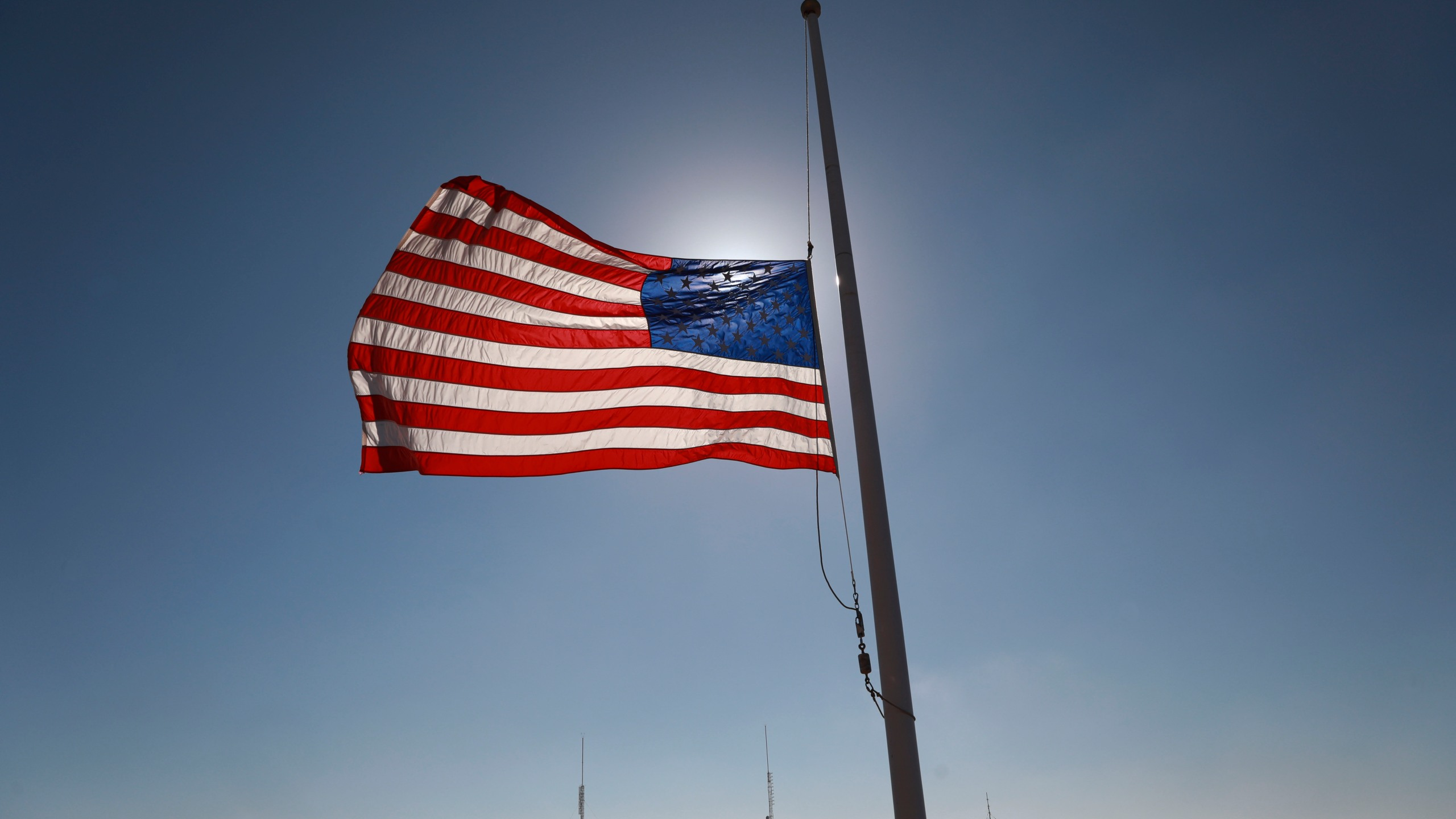 Flags Ordered To Fly At Half Staff After Kabul Terror Attack