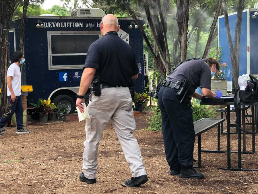 Thicket Food Park robberies 8-3-21