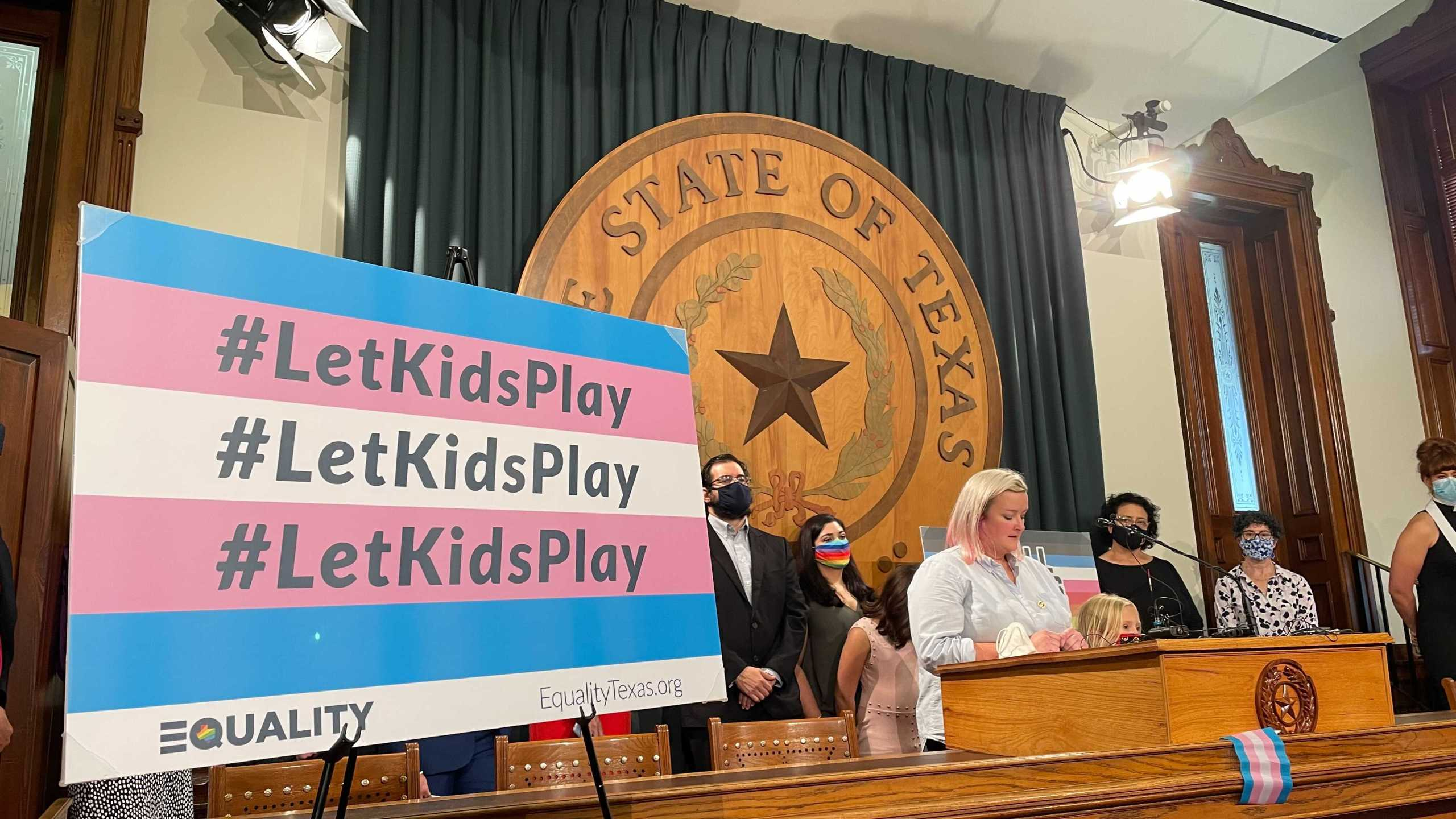 A bill related to transgender students' participation in sports got its first hearing during the special legislative session Tuesday and spanned into the morning hours Wednesday. (Nexstar Photo/Monica Madden)