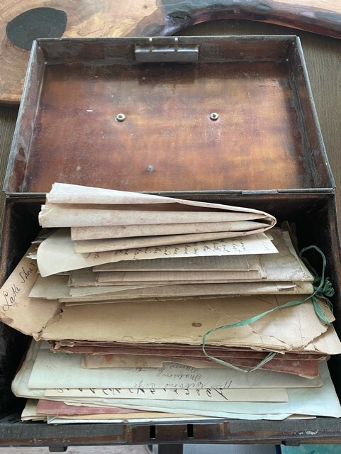 Andrew Jackson artifact Texas
