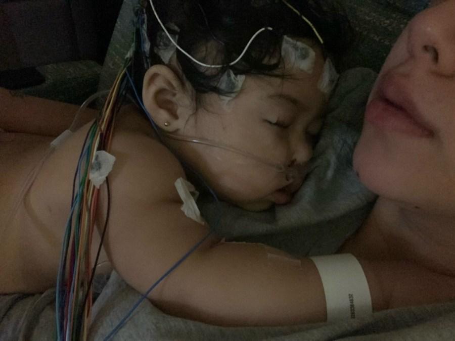 Ava Amira Rivera (Courtesy BS&W McLane Children's Medical Center)