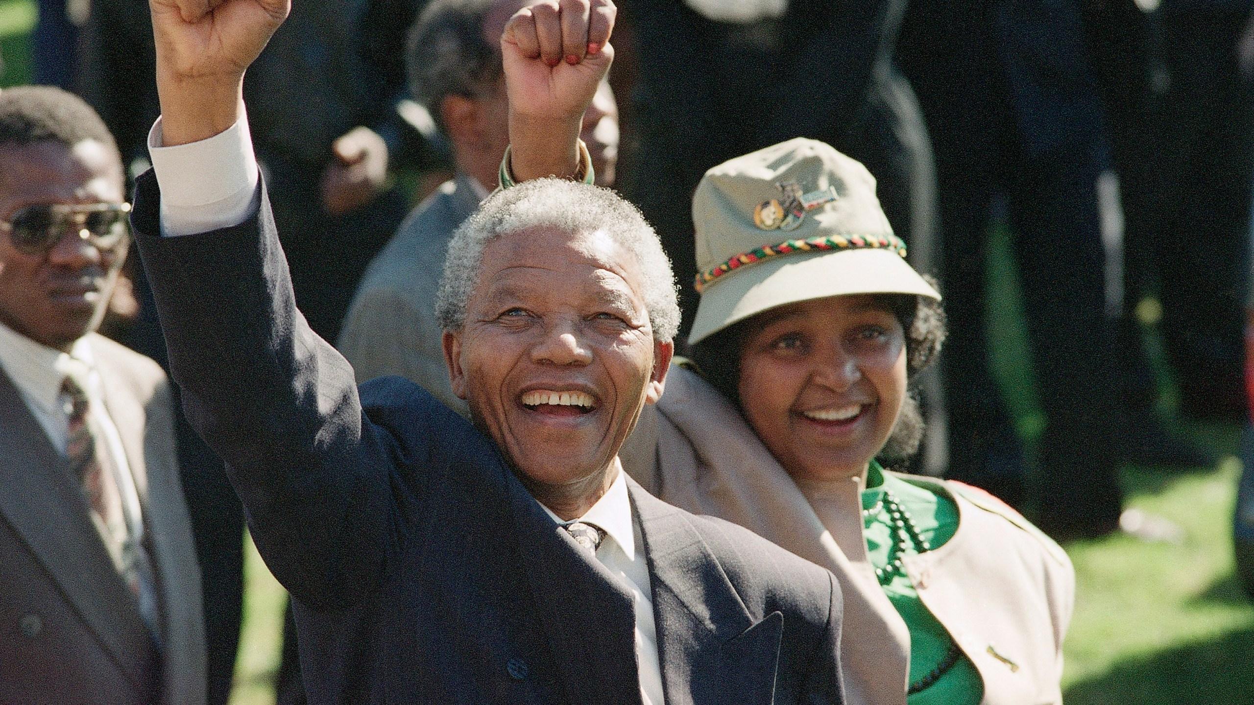 Nelson Mandela, Winnie Madikizela-Mandel