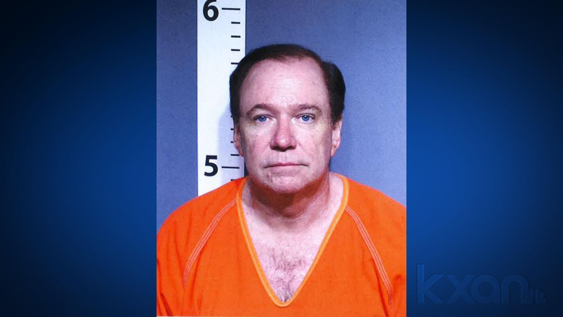 Jim Harris (Blanco County Sheriff's Office photo)