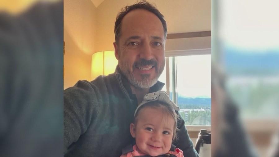 Sen. Jose Menendez and his granddaughter tested positive for COVID-19 (Courtesy Jose Menendez)