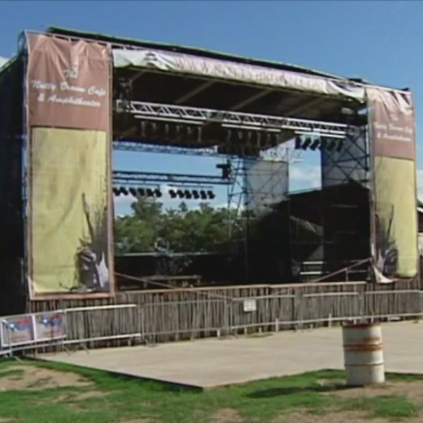 The iconic Nutty Brown Amphitheatre will be closing November 28.