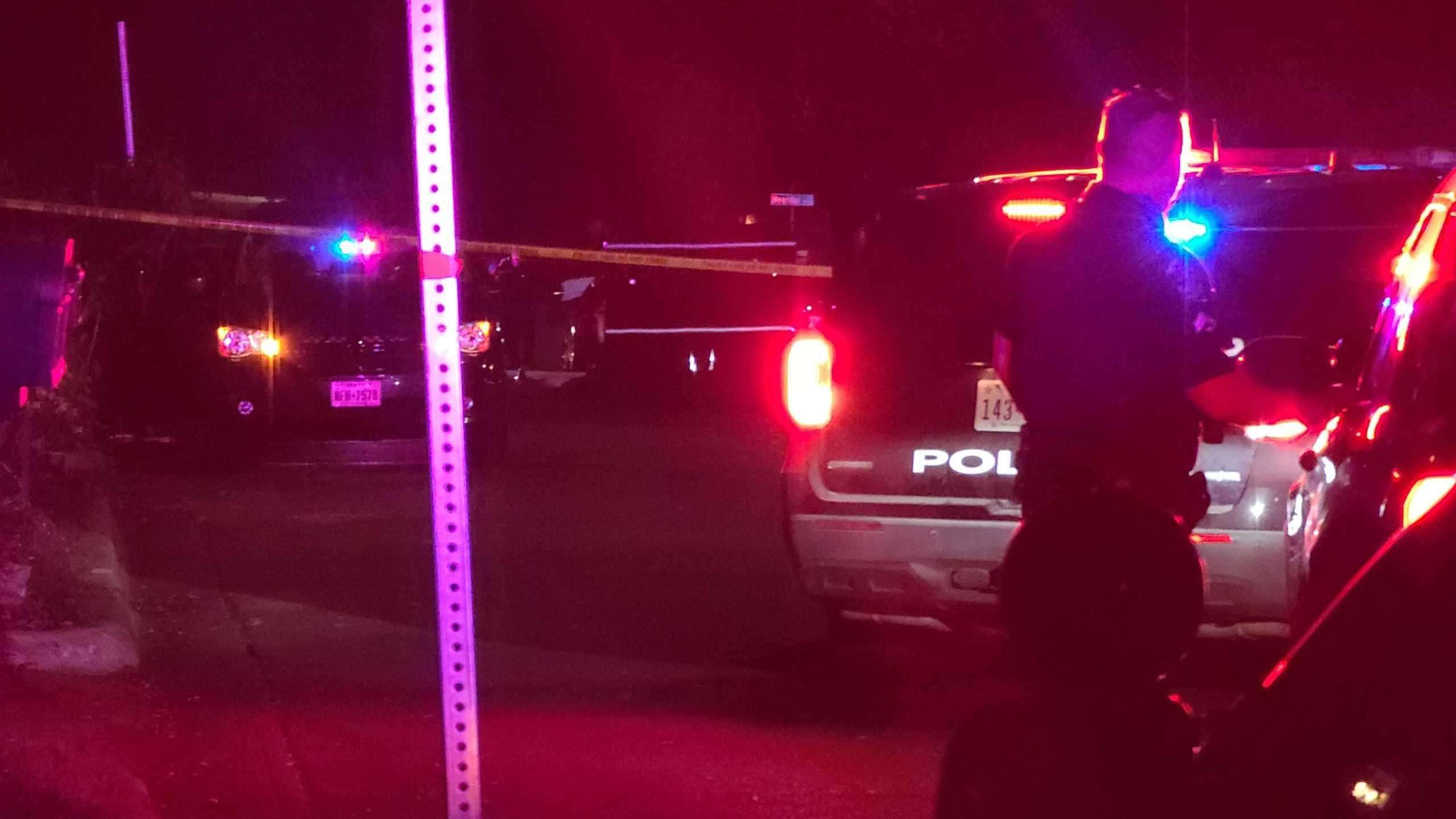 APD investigating homicide
