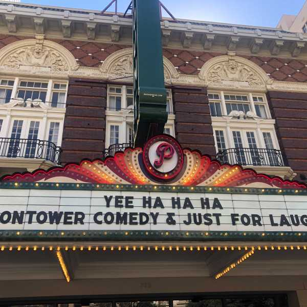 The Moontower Comedy Festival and Just For Laughs, the world's largest international comedy festival, will partner for a 10-day festival in Austin in April 2022. (KXAN photo/Frank Martinez)