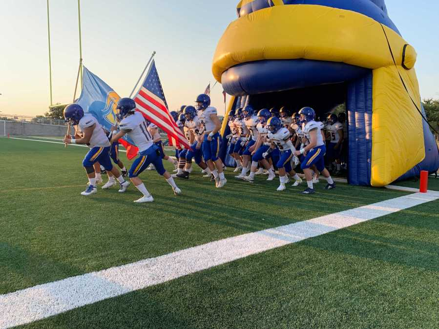 Anderson High takes on Westwood (KXAN Photo)