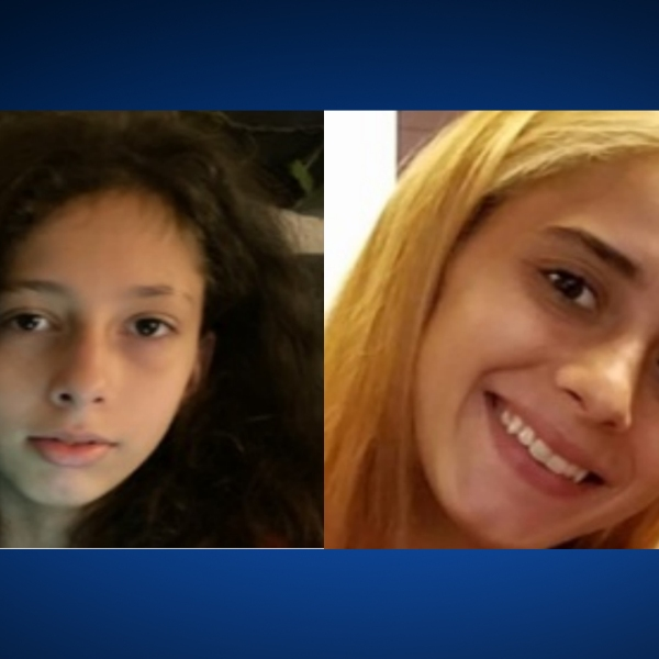 Police are searching for 12-year-old Alheirie Rodriguez Pomales (LEFT) and the woman suspected of abducting her, 28-year-old Marie Rodriguez Pomales (RIGHT) — both last seen in Converse, Texas (Texas DPS Photos)