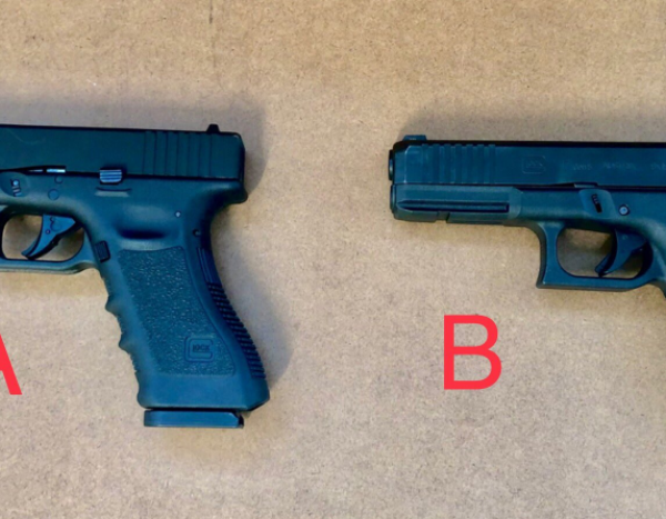 Police with the Austin Independent School District are warning parents about the use of BB guns for children. (Courtesy: Austin ISD Police Department)