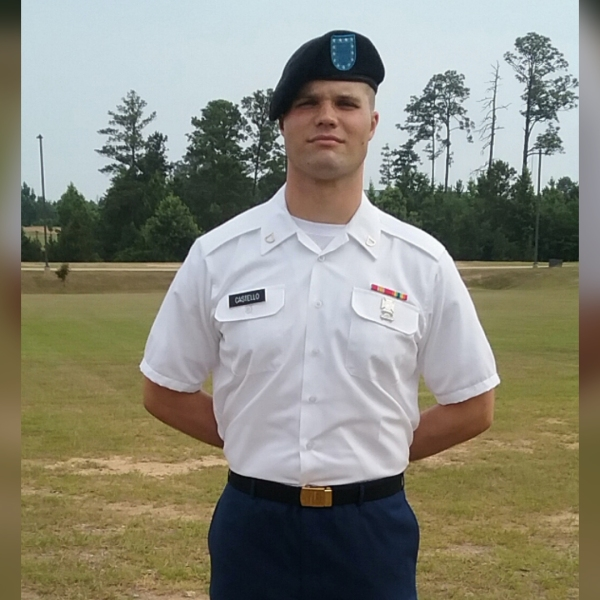 Patty Troyan's son, Logan, was one of the dozens of soldiers who have died while stationed at Fort Hood, an army post in Central Texas, over the last few years. He took his life in his off-post apartment.
