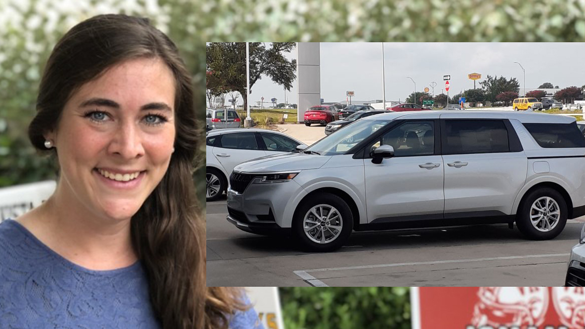 Tiffany Wilson said she found the right price on this minivan but the price was different from what was listed online when she went in (Courtesy Tiffany Wilson)
