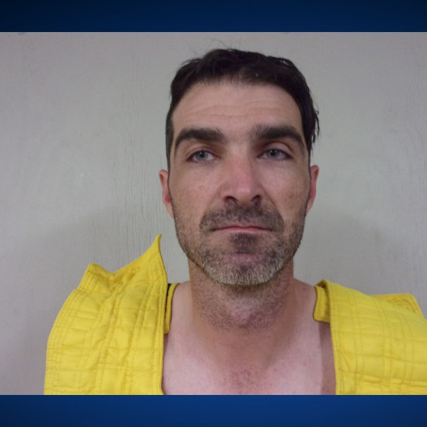 James Joseph Luckenbach, 33 (Burnet County Sheriff's Office Photo)