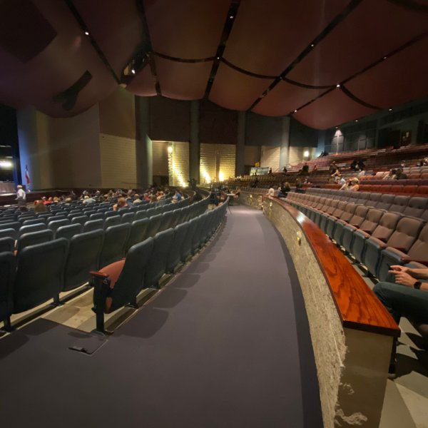 Round Rock ISD meeting room on Sept. 22, 2021 (KXAN Photo/Grace Reader)