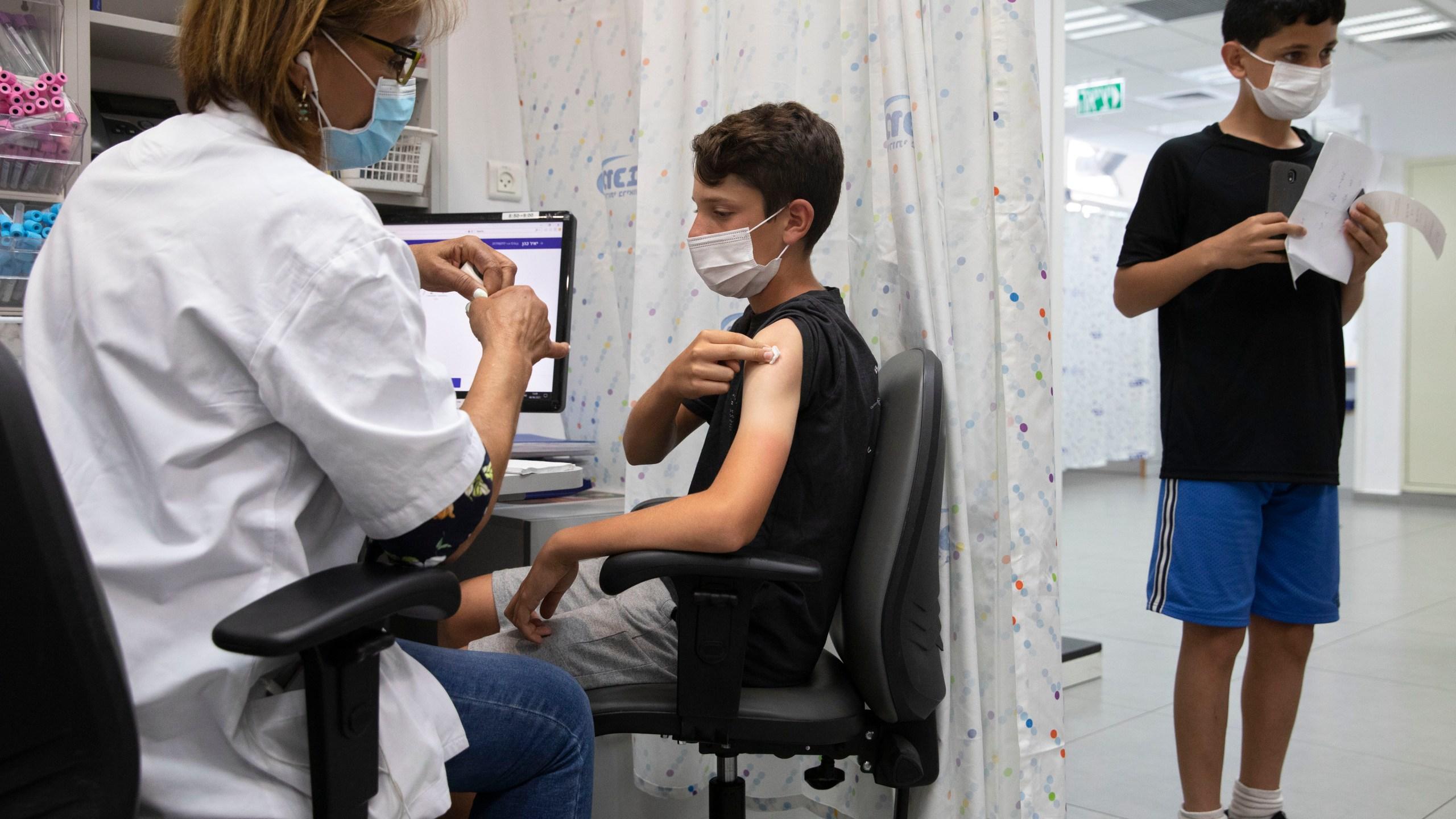 Pfizer Vaccine Children