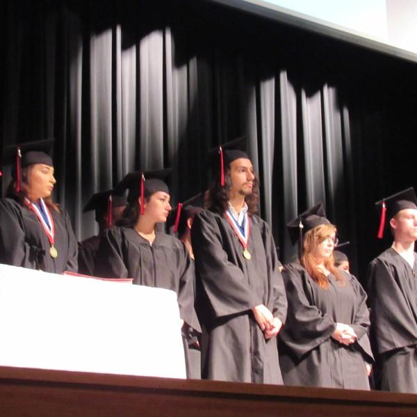 New Hope High School graduates