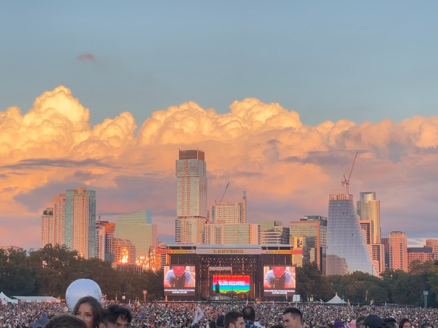 Weekend One: After being cancelled last year due to COVID-19, Austin City Limits Music Festival is officially back in 2021. (KXAN Photo/Kelsey Thompson)
