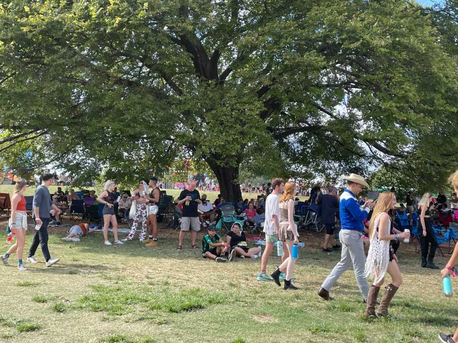 Weekend One: After being cancelled last year due to COVID-19, Austin City Limits Music Festival is officially back in 2021. (KXAN Photo/Tim Holcomb)