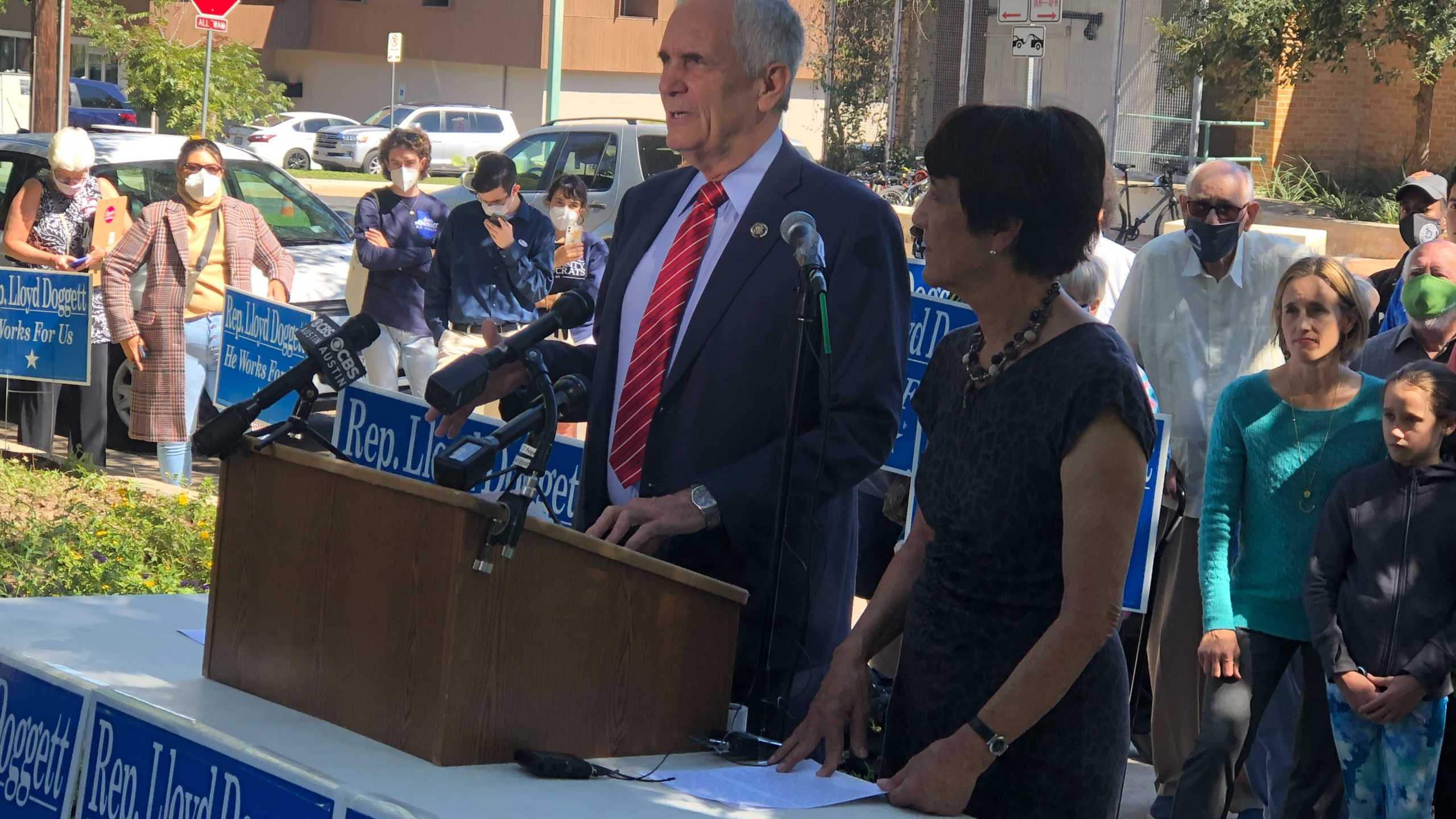 U.S. Rep. Lloyd Doggett is running for reelection in Texas' 37th Congressional District. (KXAN Photo)